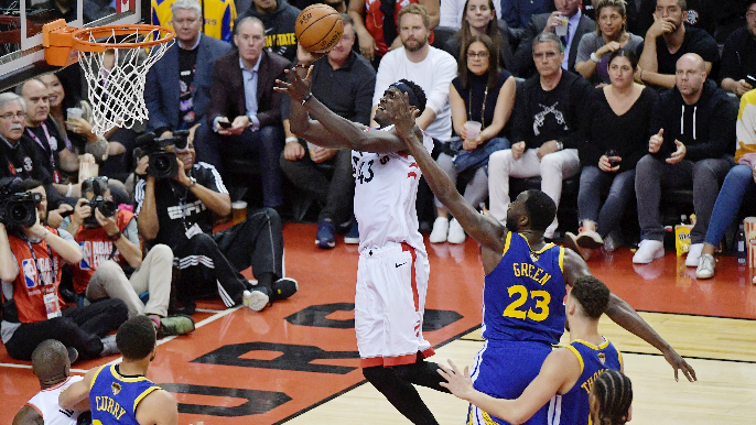 Murph: After taking the Raptors best shot, bet on the Warriors in Game 2