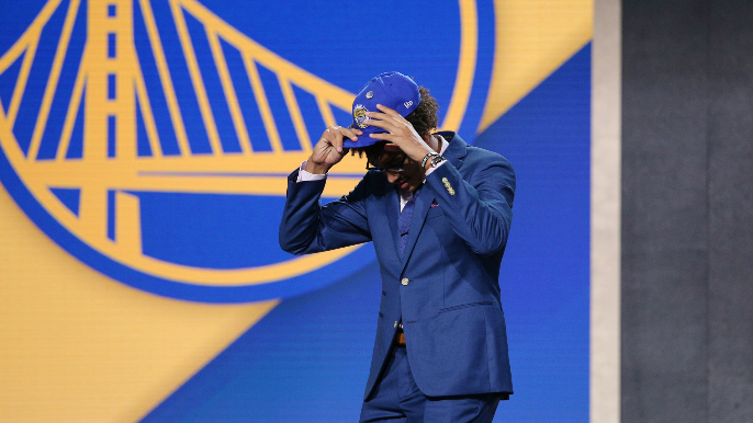 Who are they? Meet the Warriors' 2019 draft picks