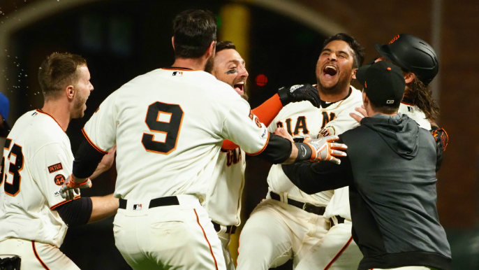 Murph: We may have to reassess our feelings about the 2019 Giants
