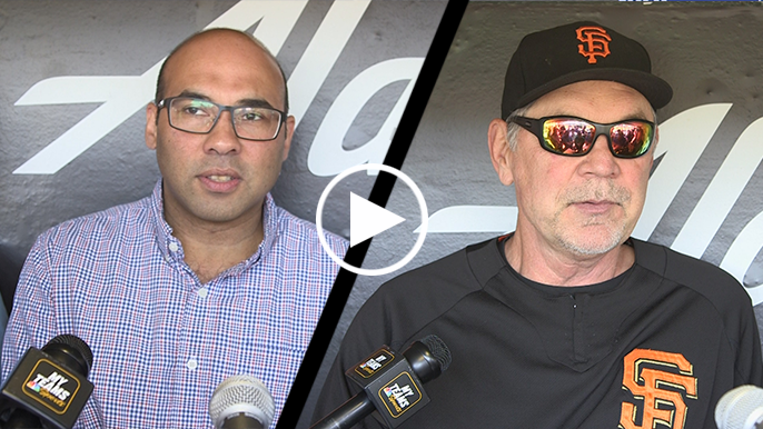 Giants explain Derek Holland's surprise DFA