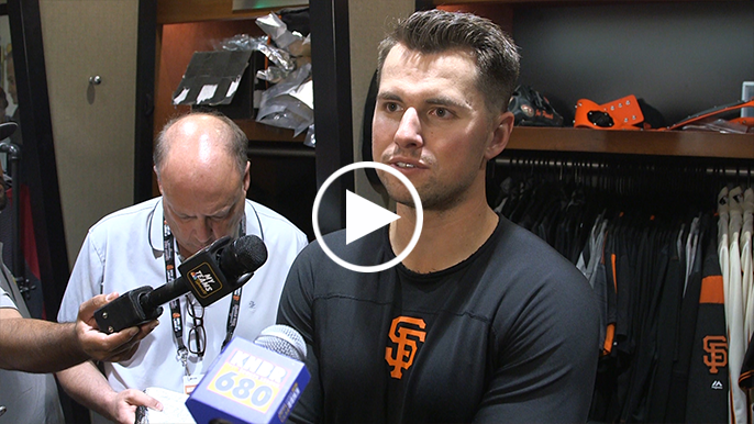'That's Giants baseball': After thriller, this 'family' is in a playoff race