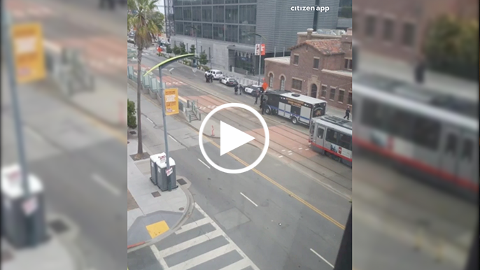 San Francisco police investigating suspicious package near Oracle Park