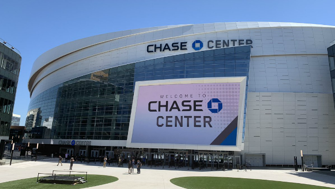 An inside look at Warriors' new Chase Center arena