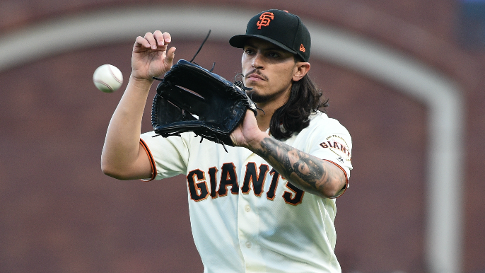 Dereck Rodriguez struggles again as Giants' rotation decision nears