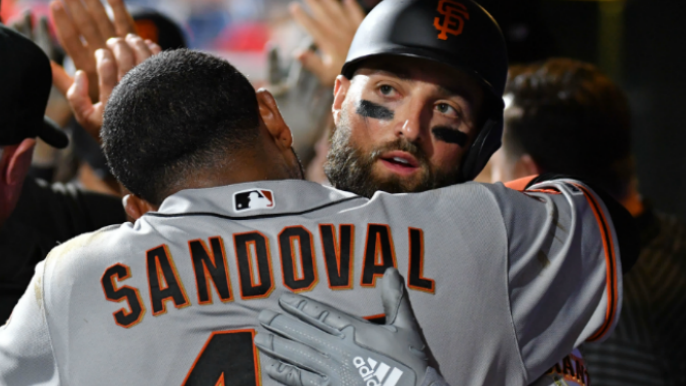 Baggarly discusses retiring Pablo's number, Bochy's replacement, and if Kevin Pillar will return next season