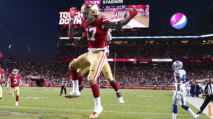 49ers Notebook: Hurd might be out for a while, Shanahan's No. 1 priority in first game