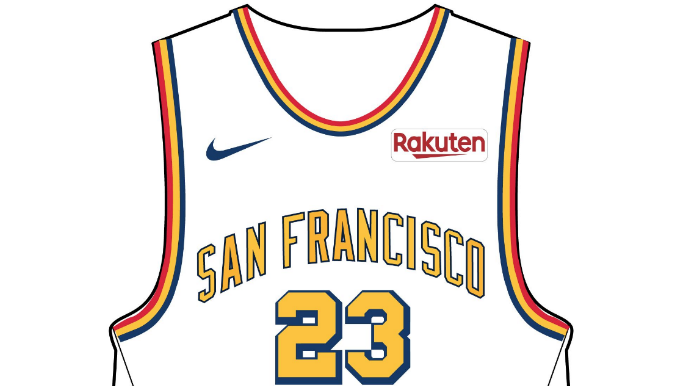 Warriors unveil six jersey designs ahead of 2019-20 NBA season