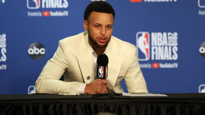Curry reveals plan to play for USA in 2020, responds to KD not feeling accepted by Warriors