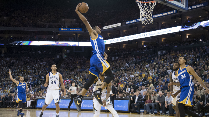 Andre Iguodala is staying away from Grizzlies as he awaits trade [report]