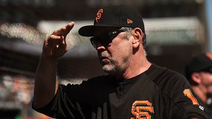 Here's what Giants players say they want in Bruce Bochy's replacement