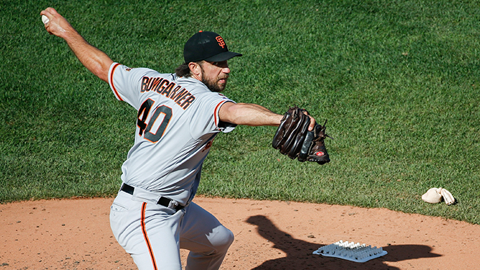 Giants announce radically different Bochy farewell plan: No Bumgarner?