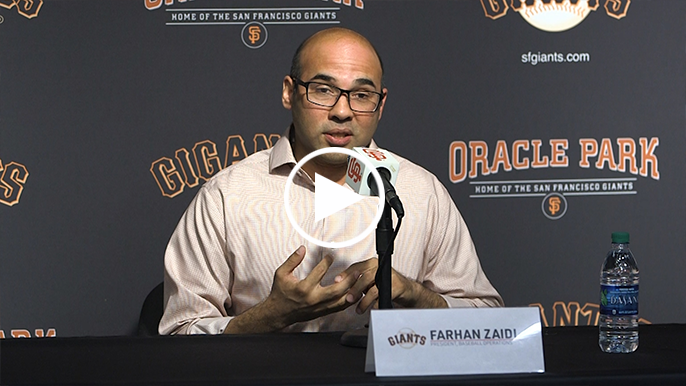 Farhan Zaidi lays out manager-hunt details: 8-10 candidates, two known