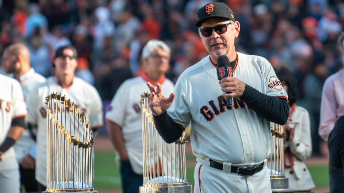 Bruce Bochy pens farewell letter to Giants fans
