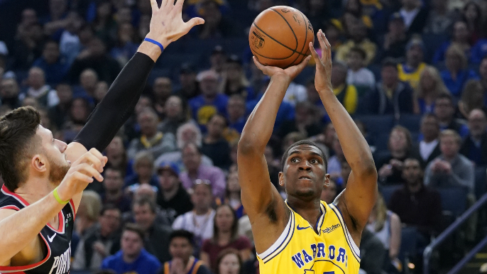 Warriors are down three centers after two days of practice [report]