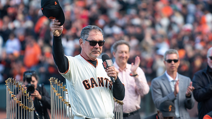 Sergio Romo backs petition to rename King Street in honor of Bochy