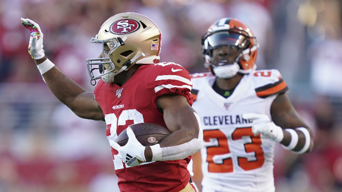 49ers plant their flag of legitimacy, rout Browns on national stage
