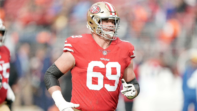 Mike McGlinchey to have arthroscopic surgery on knee, has same return timeline as Juszczyk