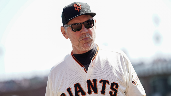 Kevin Frandsen recounts time Bruce Bochy destroyed TV in clubhouse with baseball bat