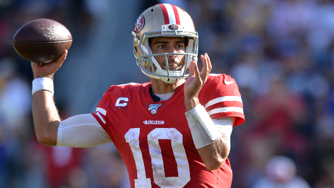 Murph: What to make of Jimmy Garoppolo's uneven start