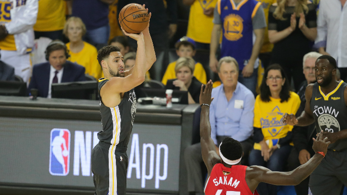 Steve Kerr: Klay Thompson 'Unlikely' to Play This Season