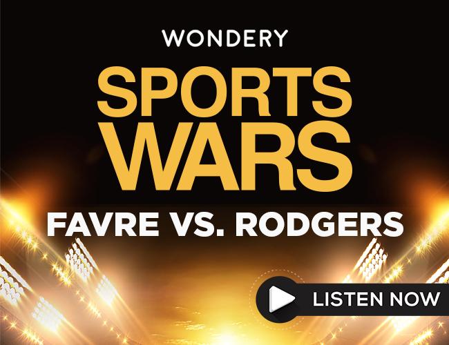 Sports Wars: Favre vs. Rodgers on The Fan!