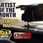WOGB and Fleetwood Mac, our Artist of the Month!