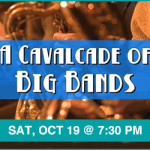 Join WOGB at The Ashwaubenon P.A.C. for Cavalcades of Big Bands.