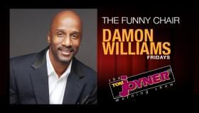 Damon Williams Fridays on the TJMS
