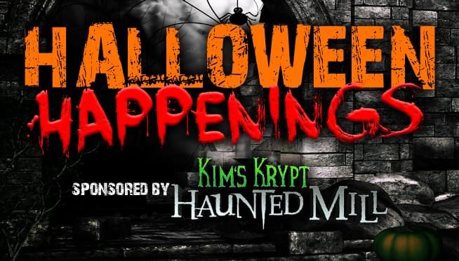 Halloween Happenings