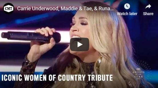 Watch the CMT Artists of the Year Performances