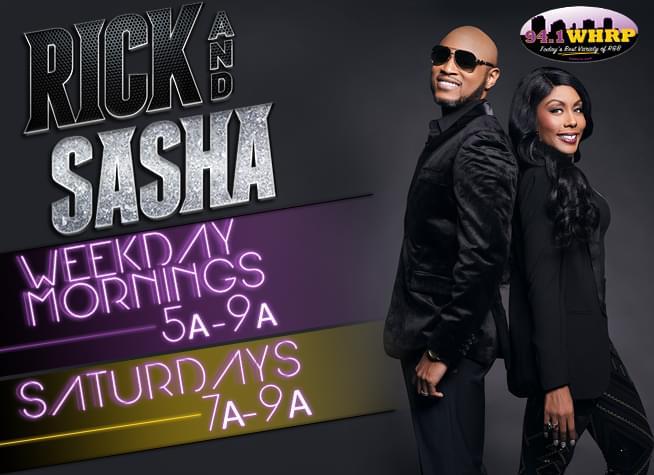 Rick & Sasha