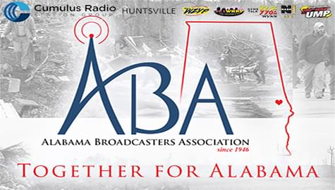 """Join Us In Supporting """"Together For Alabama"""" Tornado Relief"""