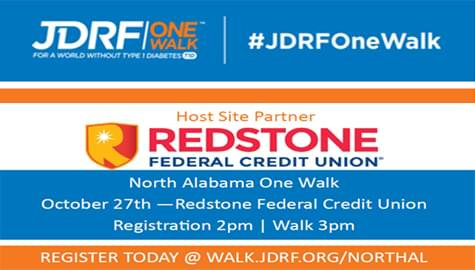 Join ZYP At JDRF One Walk – Sunday, Oct. 27th!