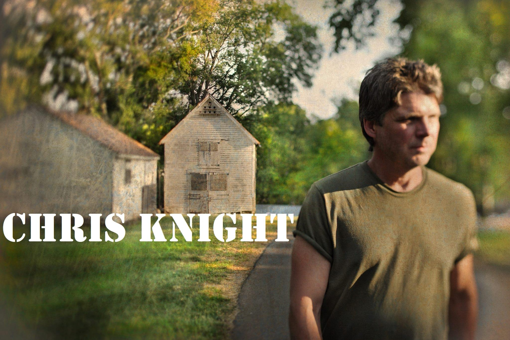 Chris Knight Album Release Party at Manchester Music Hall!