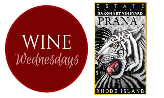 Brian's Wine Wednesday: Sakonnet Vineyard Prana