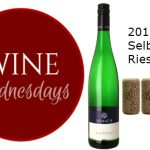 Brian's Wine Wednesday: 2013 Selbach Riesling