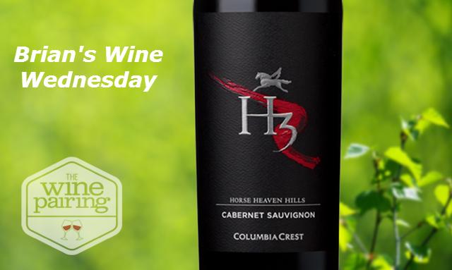 Brian's Wine Wednesday: H3 Cabernet | Lite Rock 105