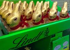 How you eat a chocolate Easter bunny says a lot about you!
