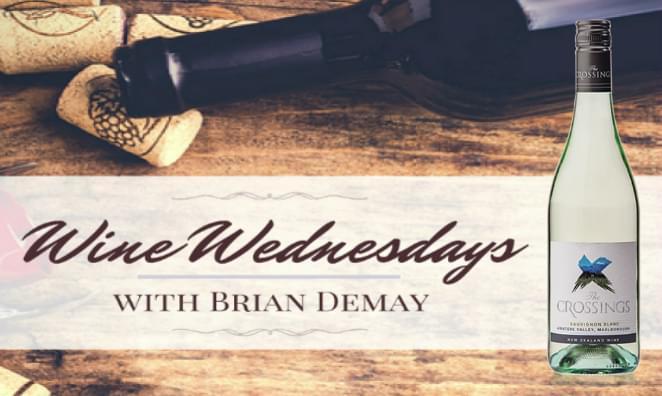 Brian's Wine Wednesday: The Crossings Sauvignon Blanc