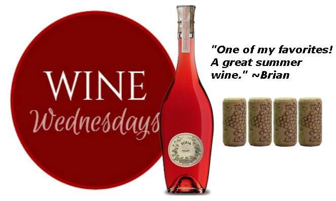 Brian's Wine Wednesday: Coppola Sofia Rosé