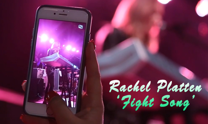 WATCH: Rachel Platton Sings 'Fight Song' Live at the Royale Boston