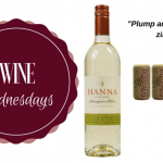 Wine Wednesday: 2015 Hanna Sauvignon Blanc