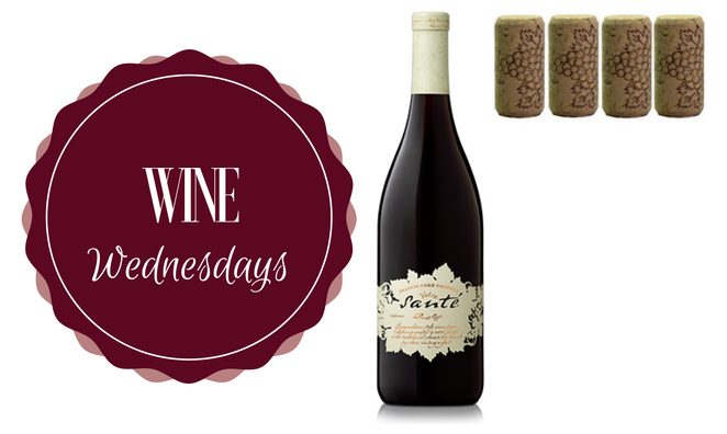 Wine Wednesday: 2013 Coppola Votre Sante Pinot Noir