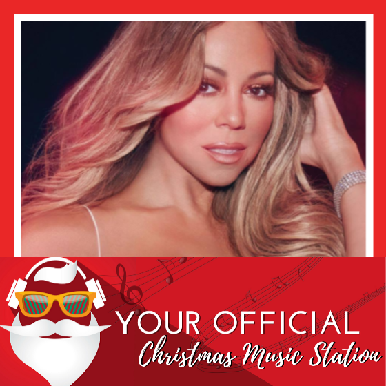 MARIAH CAREY flips the switch to ALL-CHRISTMAS on Lite Rock 105!