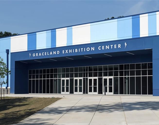 Graceland Exhibition Center