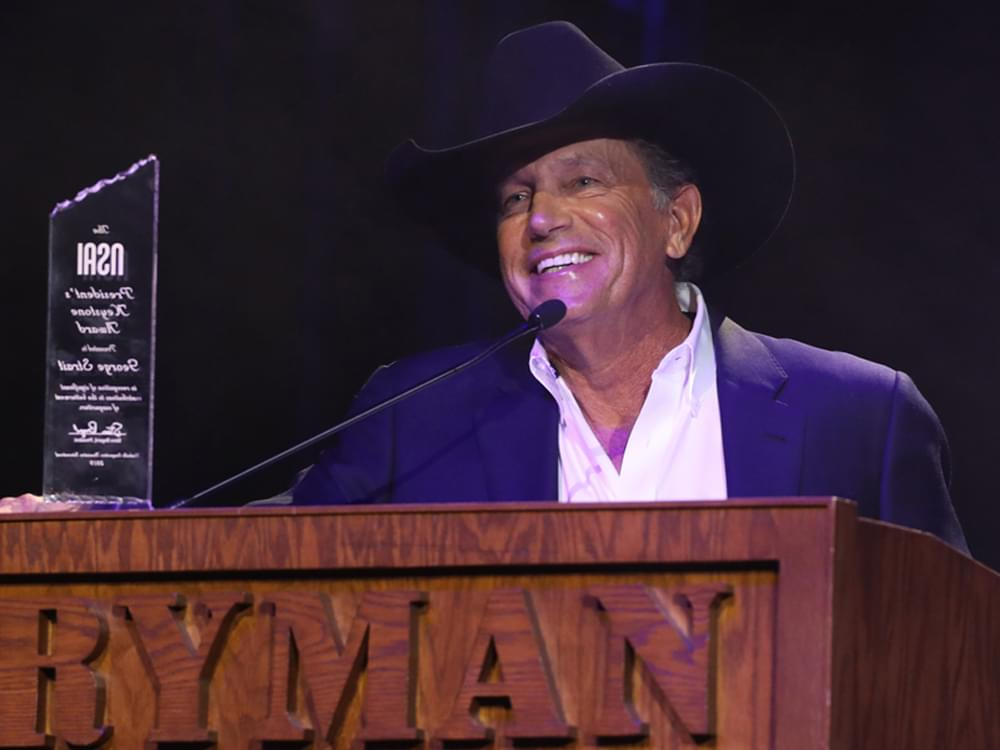 George Strait, Loretta Lynn, Luke Combs, Eric Church, Josh Osborne & More Win Nashville Songwriter Awards [Photo Gallery]