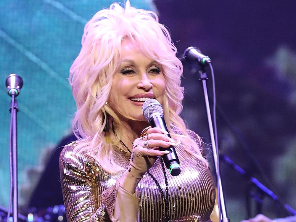 "Dolly Parton Partners With Zach Williams on New Duet, ""There Was Jesus"" [Listen]"