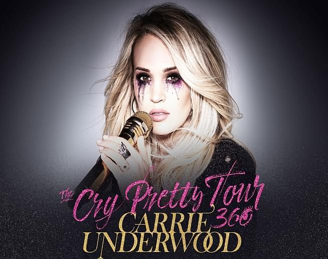 Carrie Underwood – FedExForum