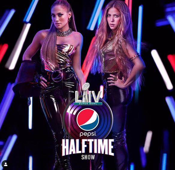 Jennifer Lopez and Shakira Are Doing the Super Bowl Halftime Show