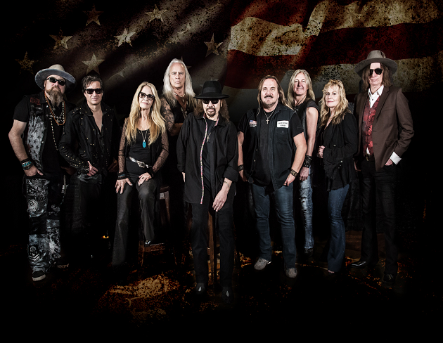 lynyrd skynyrd farewell tour with final show at oak mountain amphitheatre wlwi fm. Black Bedroom Furniture Sets. Home Design Ideas